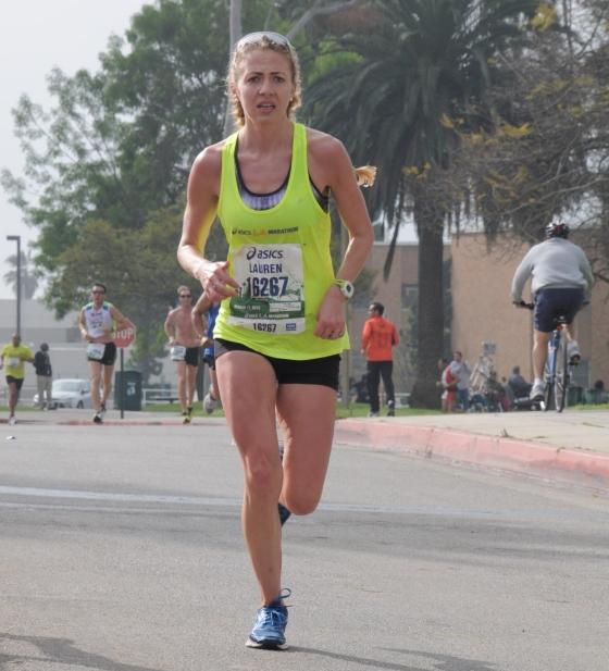 Mile 21 - L.A. Marathon 2013