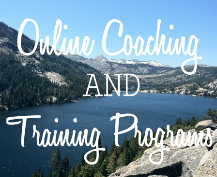 Online Coaching and Training Programs