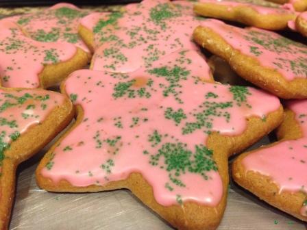 Aunt Emma's Christmas Cookies