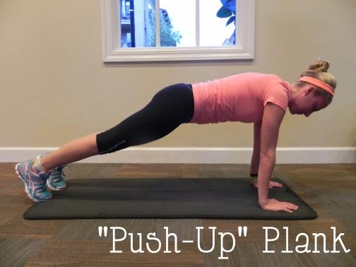 Push-Up Plank